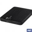 WD 500GB My Passport Ultra USB 3.0 Black  (WDBPGC5000ABK-EESN)